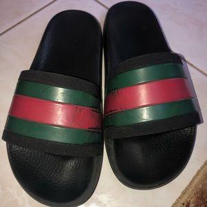 Gucci slides REAL